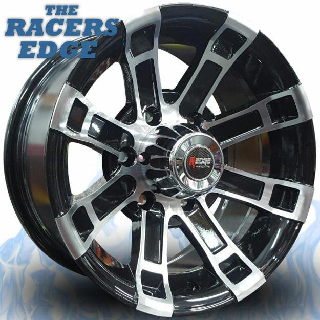 Picture of 15 Inch Mag Wheel - R Edge Racing Bakkie Rim