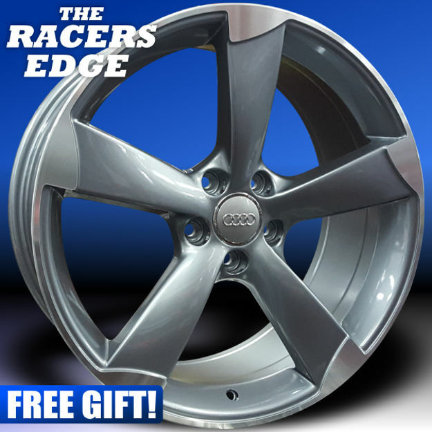 Picture of 17 Inch Mag Wheel -  Audi RS3 Mag Wheel