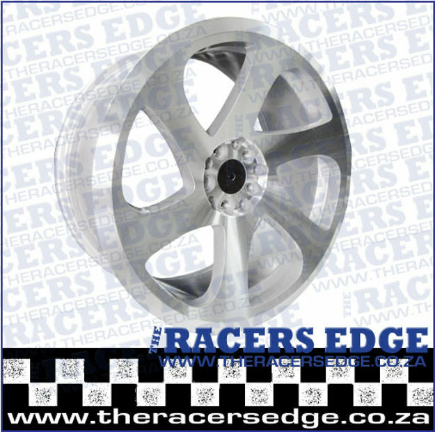 Picture of 17 Inch Mag Wheel - 3SDM Twist 4x100/108