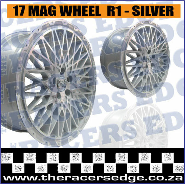 Picture of 17 Inch Mag Wheel R1 - Silver