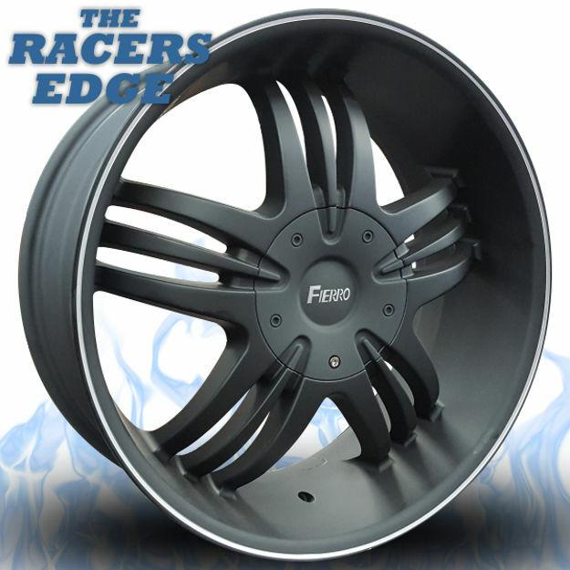 Picture of 20 Inch Mag Wheel -  Matt Black