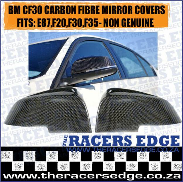 Picture of BM CF30/F22/F20/F35 Carbon Fibre Mirror Covers