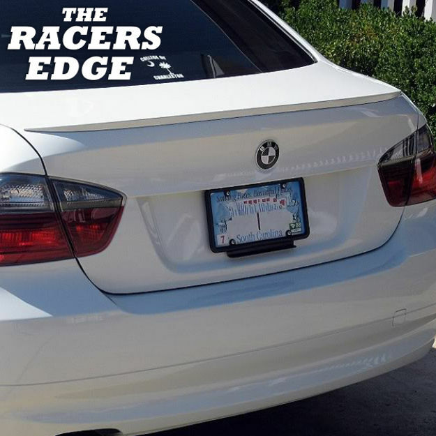 Picture of BM E90 3 Series M Style Plastic Boot Spoiler (Non Genuine)