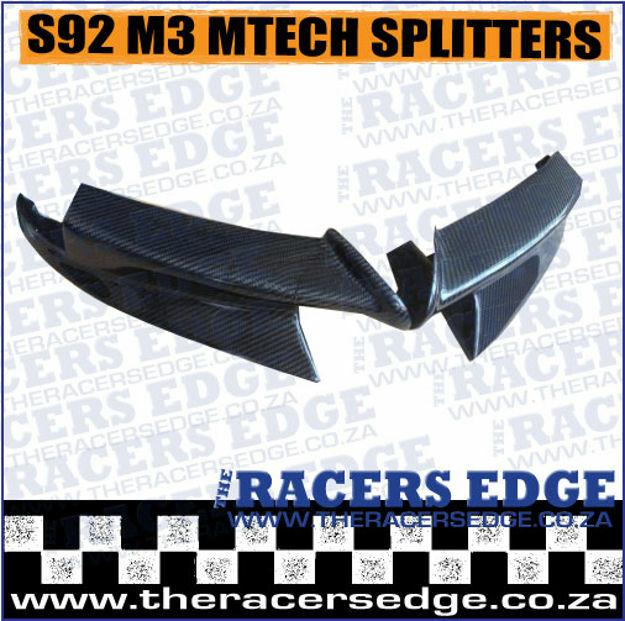 Picture of BM S92/90 M3 Carbon Fibre Splitters