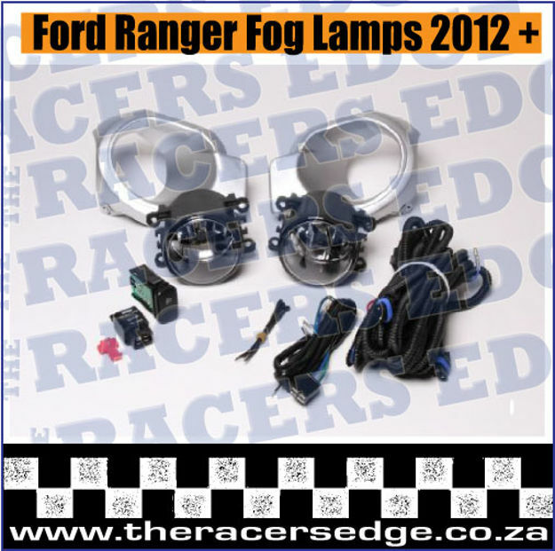Picture of Ford Ranger Fog Lamps (2012)