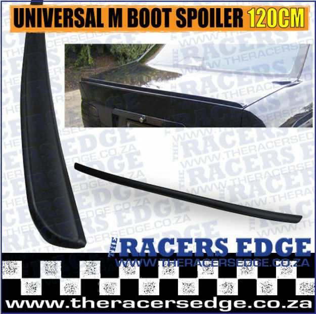Picture of Universal Boot Spoiler (Rubber) - 118CM