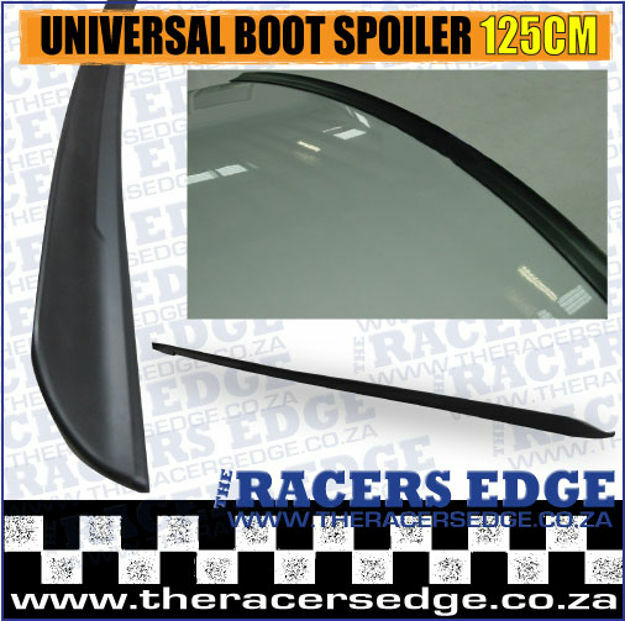 Picture of Universal Boot Spoiler (Rubber) - 125CM