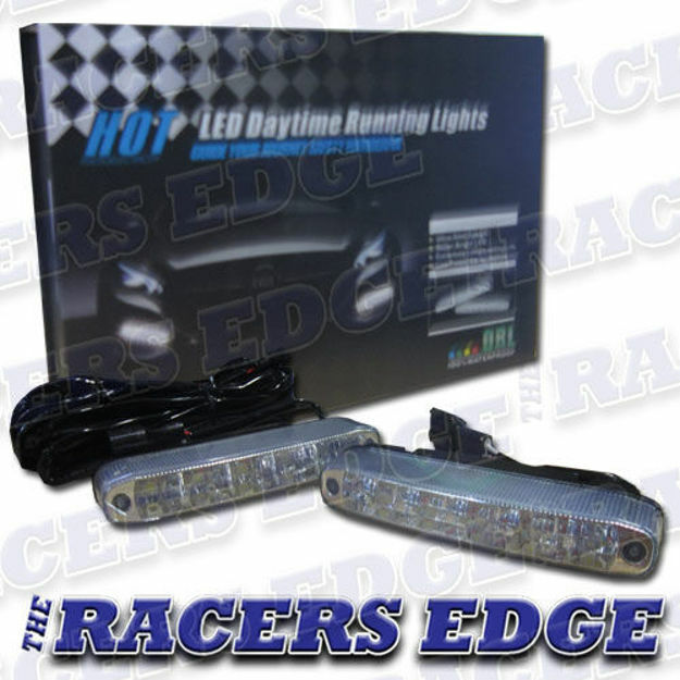 Picture of Universal DRL LED  Fog Lamps