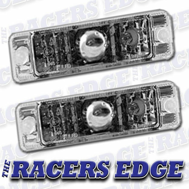 Picture of VW Golf 1 Bumper Indicator - ABM Style (Chrome)