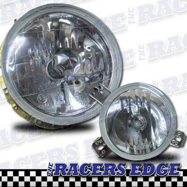 Picture of VW Golf 1 Diamond Headlamps - Inner + Outter(with park-light fitting)