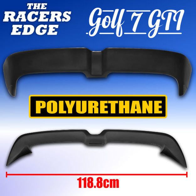 Picture of VW Golf 7 GTI Roof Wing - FRP