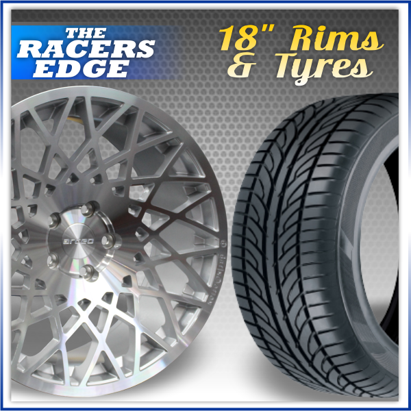 Picture for category 18 inch Rims