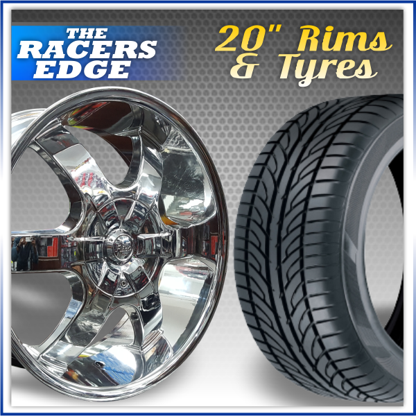 Picture for category 20 inch Rims