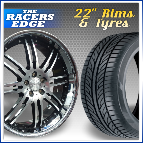 Picture for category 22 inch Rims