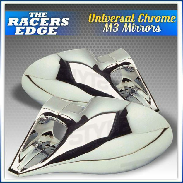 Picture of M3 Style Chrome Mirror