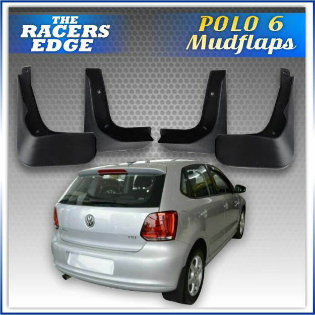 Picture of Polo MK6 2010+ Mud Flaps