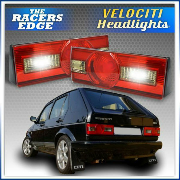 Picture of Golf 1 Velociti Tailamps