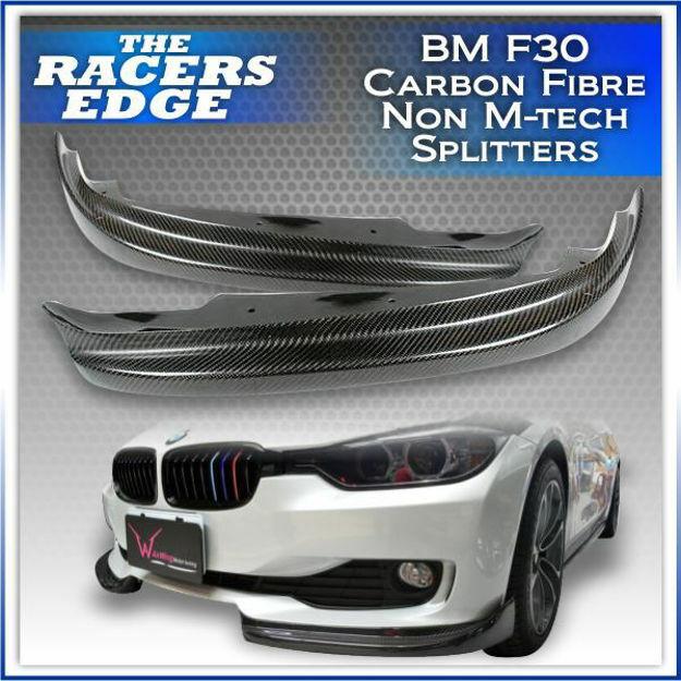 Picture of BM S90 LCI Carbon Fibre Splitters (Non Genuine)