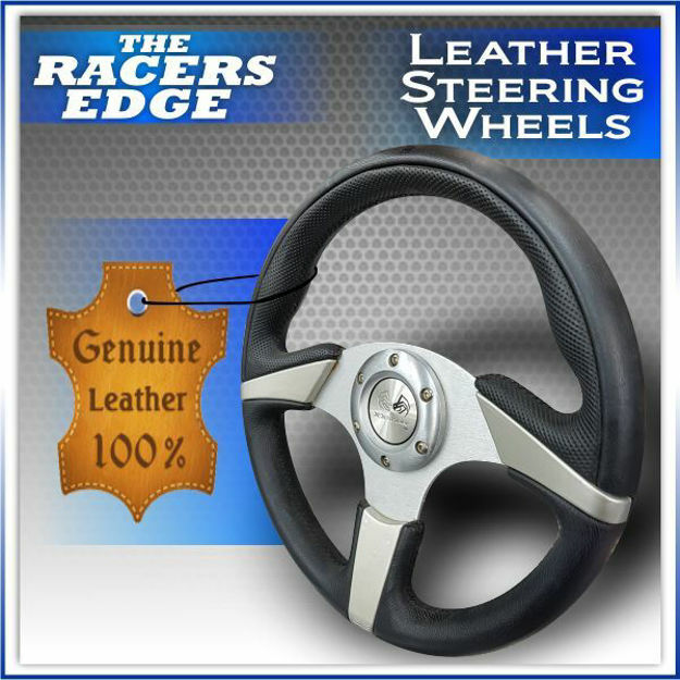 Picture of Sports Steering Wheels (Leather)