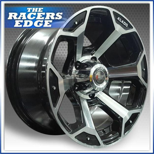"""Picture of 15"""" R Edge Racing Bakkie Wheel (321)"""