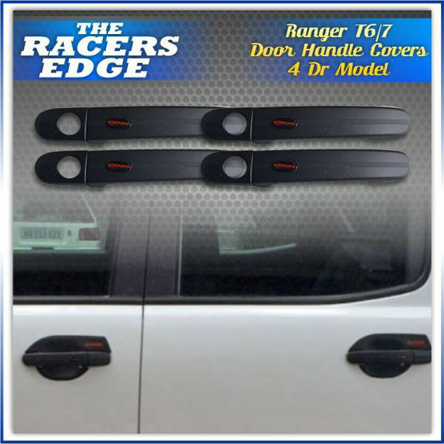 Picture of Ford Ranger T6/7 Handle Covers 4DR 2012+
