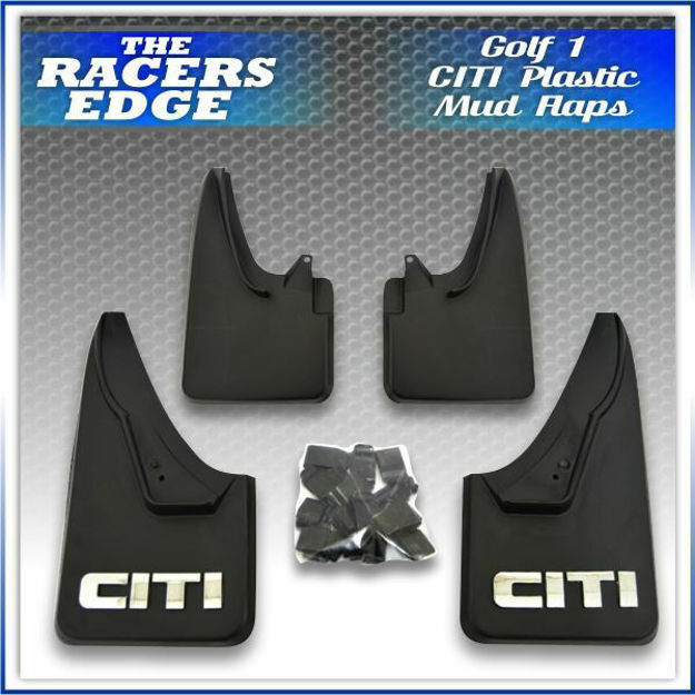 Picture of VW Golf 1 Mud Flaps (CITI)