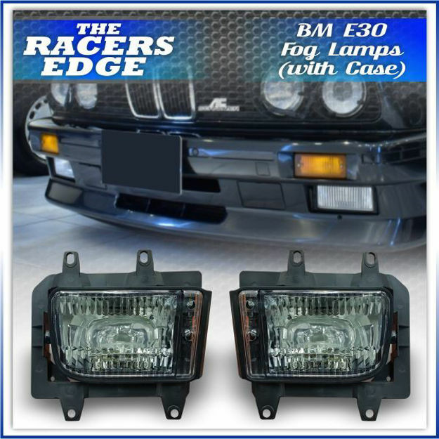 Picture of BM E30 Fog Lamps (with case)