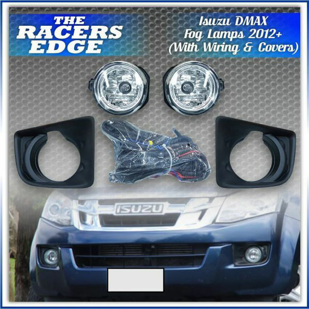 Picture of Isuzu DMAX Fog Lamps (2015+)