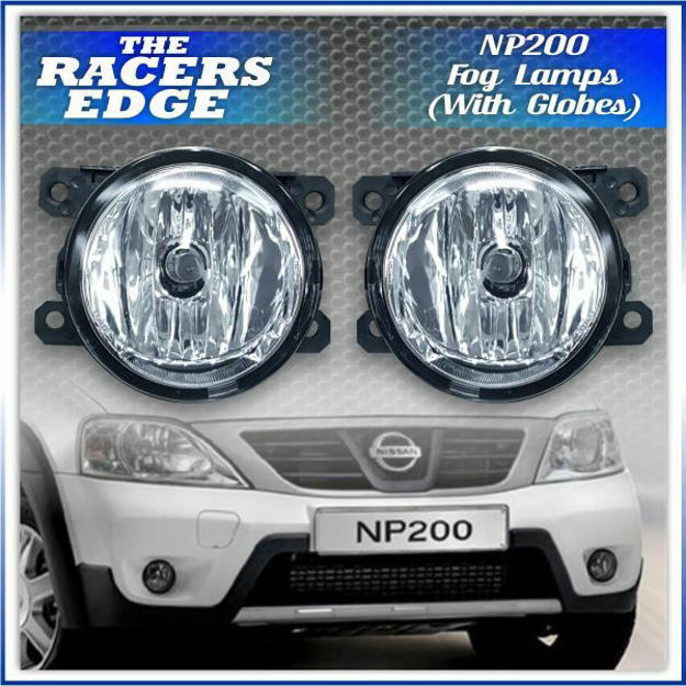 Picture of Nissan NP200 Fog Lamps