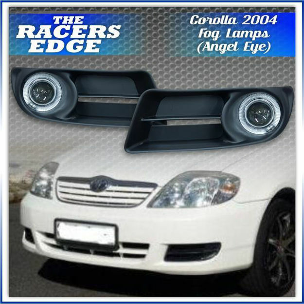 Picture of Toyota Corolla Facelift 04 Onwards Fog Lamps