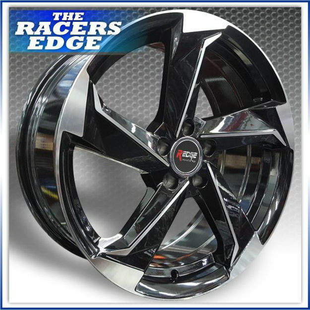 Picture of 17 Inch Mag Wheel - Rotar Twist