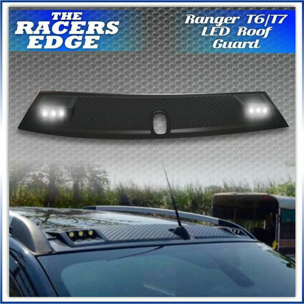 Picture of Ford Ranger T6/T7 LED Roof Guard  (2012'-2016+)