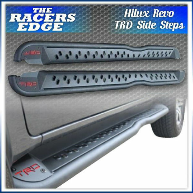 Picture of Toyota Hilux Revo TRD Side Steps (2015+)