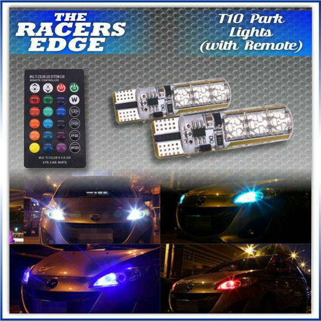 Picture of T10 LED Park Lights (with Remote)