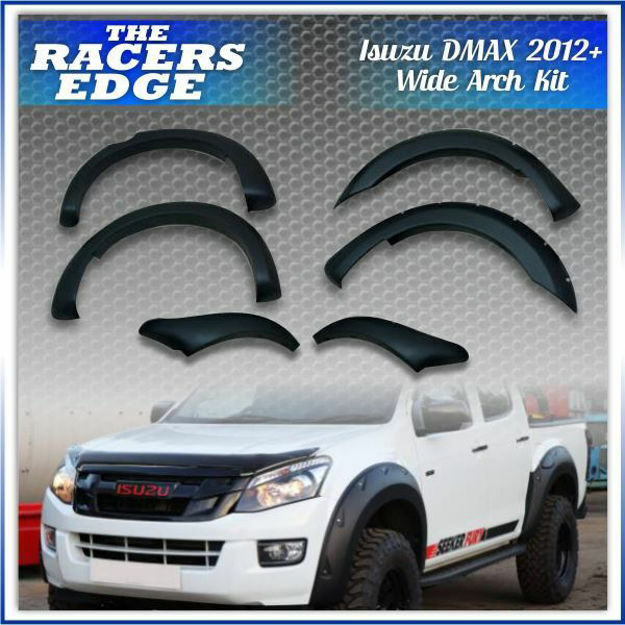 Picture of Isuzu DMAX Wide Arch Kit (2012+)