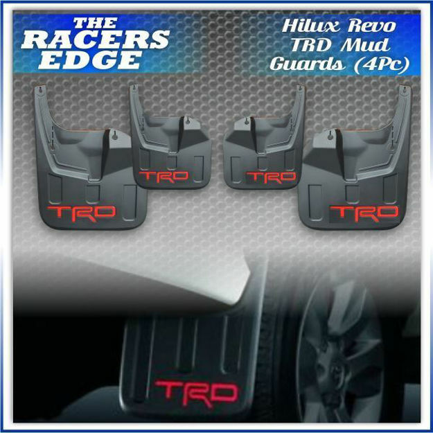 Picture of Toyota Hilux Revo Mud Flaps (2016+)