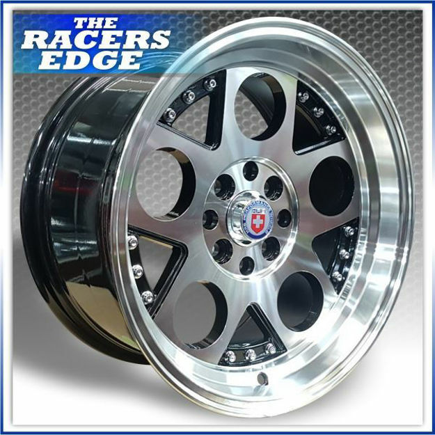 """Picture of 15"""" HRE Lambo Reps (BMF - 4x100/108)"""