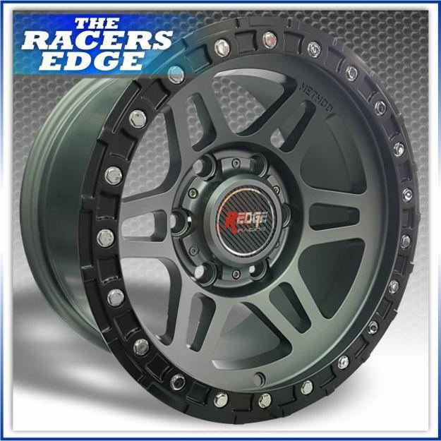 """Picture of 15"""" R Edge Racing Bakkie Wheel (1294)"""