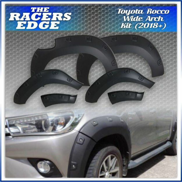 Picture of Toyota Hilux Rocco Wide Arch Kit (2018+)