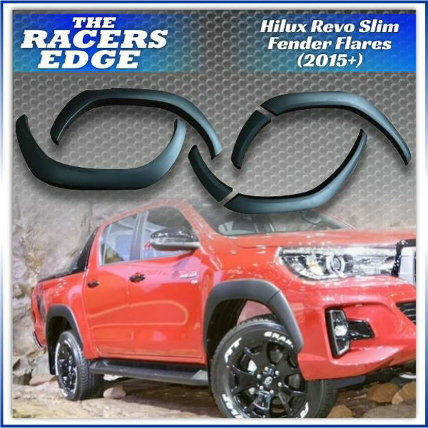 Picture of Toyota Hilux Revo Slim Line Arch Kit (2015+)