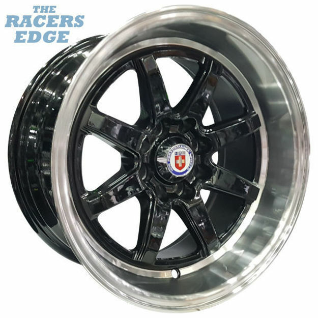 """Picture of 15"""" HRE RB1 (BML - 4x100/108)"""