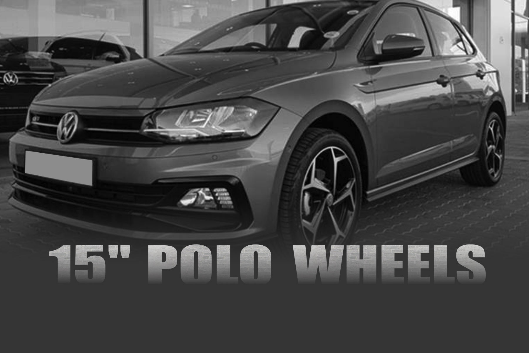 "Picture for category 15"" Polo Wheels"