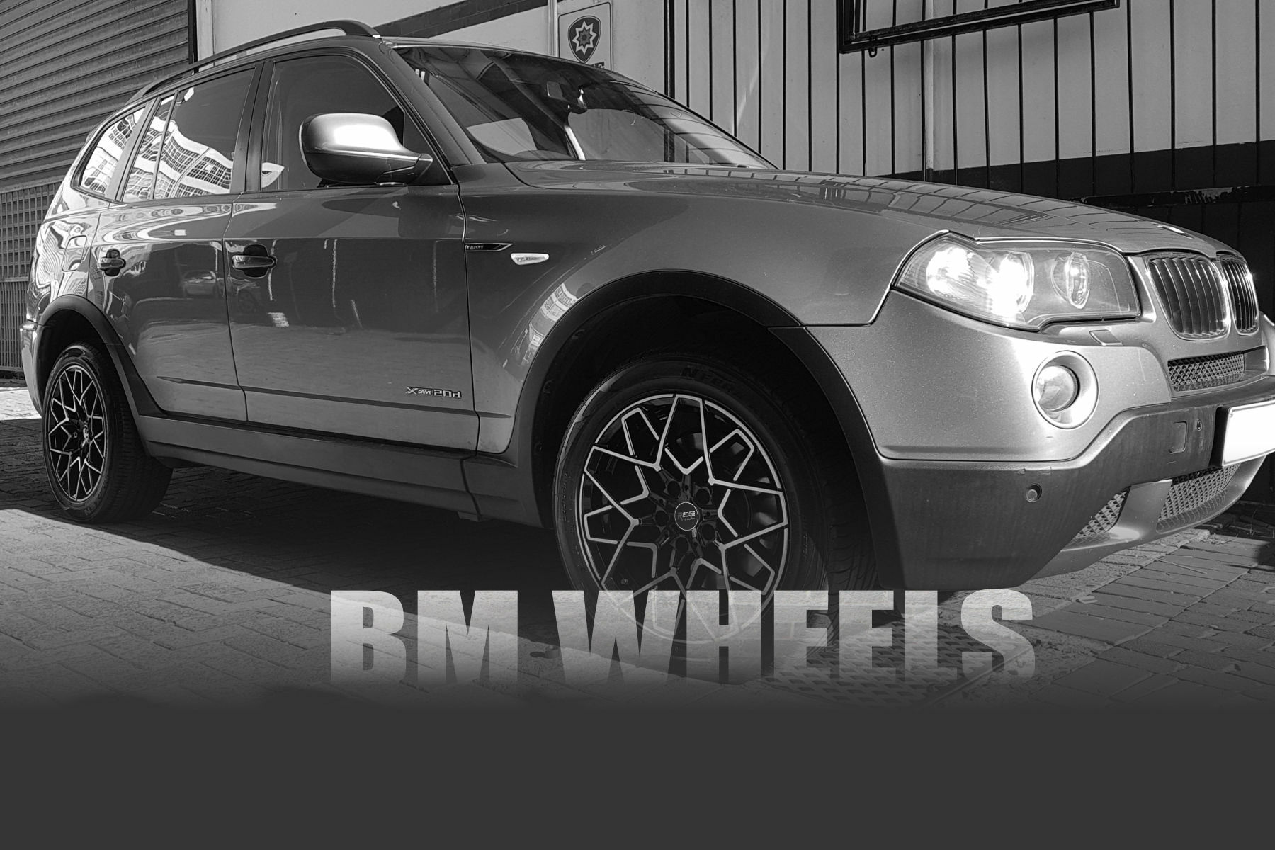 Picture for category BM Wheels