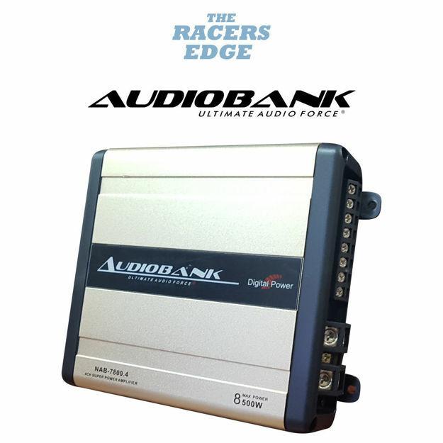 Picture of Audiobank 4Ch Nano-Digital Amplifier (8500W)