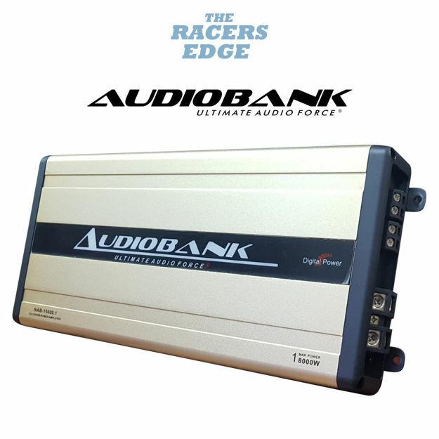 Picture of Audiobank Monoblock Amplifier (18000W)