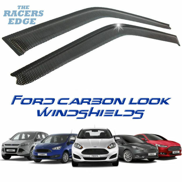Picture of Ford Carbon Look Wind-Shields