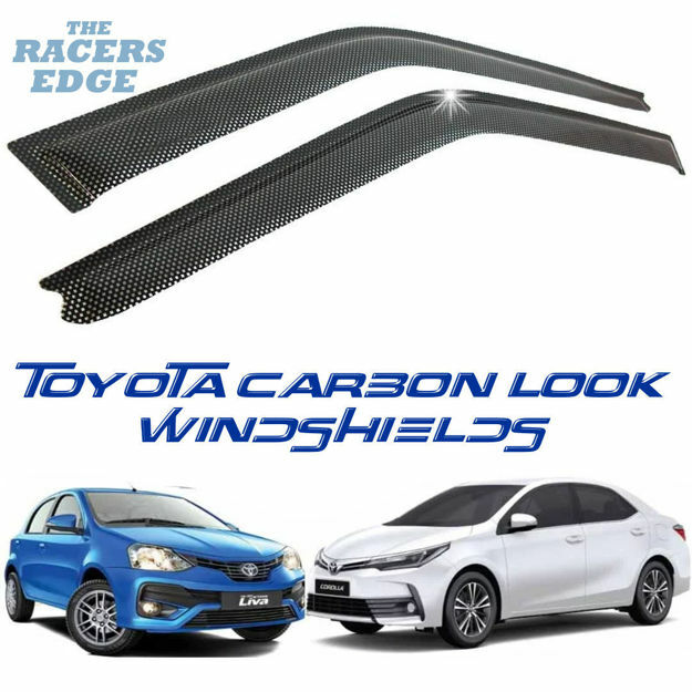 Picture of Toyota Carbon Look Wind-Shields