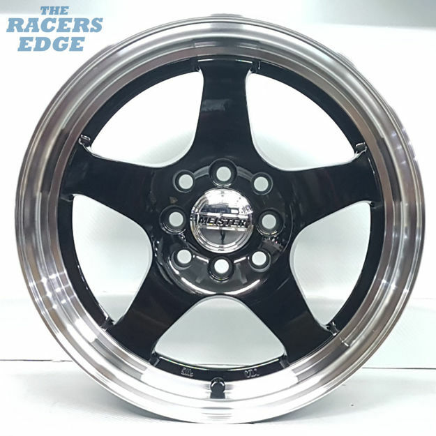 Picture of 15 inch Meister 066 - 4x100/114 - Black