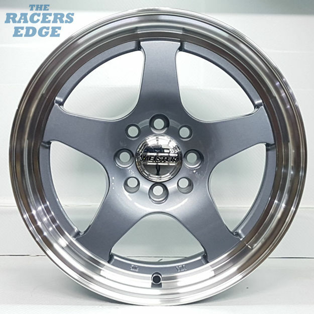 "Picture of 15"" Meister 066 - 4x100/108 - Gunmetal"