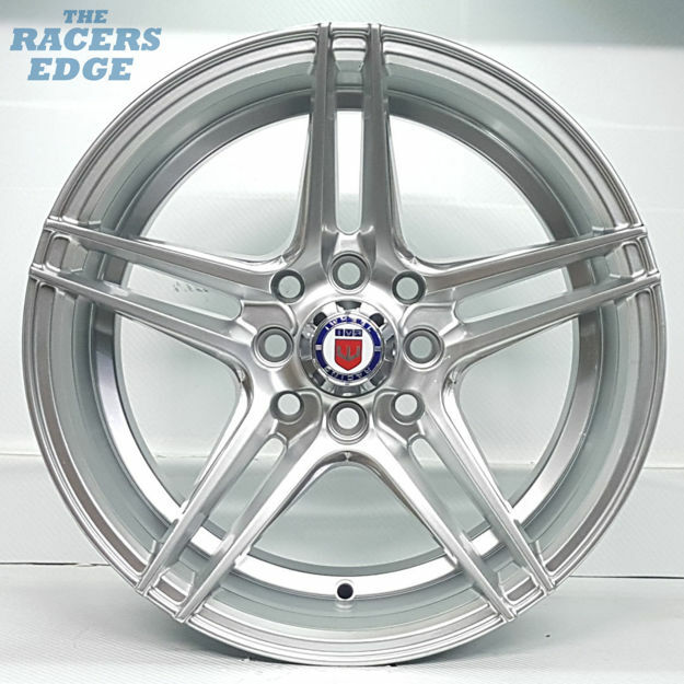 Picture of 15 inch Vorsteiner 073 - 4x100/114 - Silver